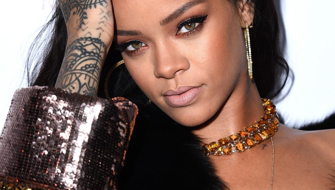 Rihanna představuje vlastní módní značku Fenty