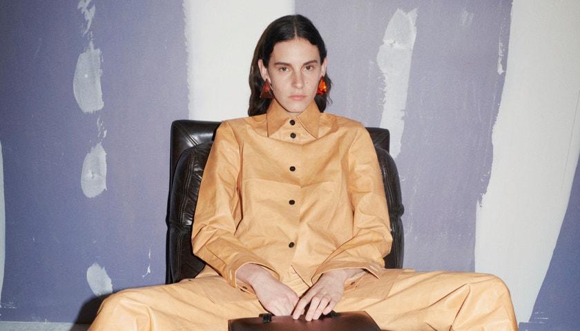 Nová kolekce Jil Sander – minimalismus s extra dávkou optimismu