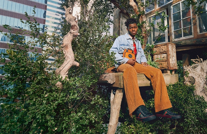 Lil Nas X v kampani Gucci Autor: COURTESY OF Gucci