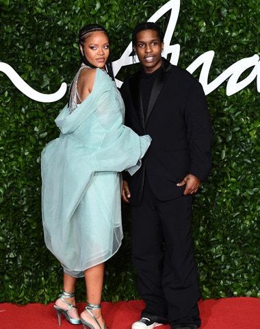 #CoupleGoals: Rihanna a A$AP Rocky