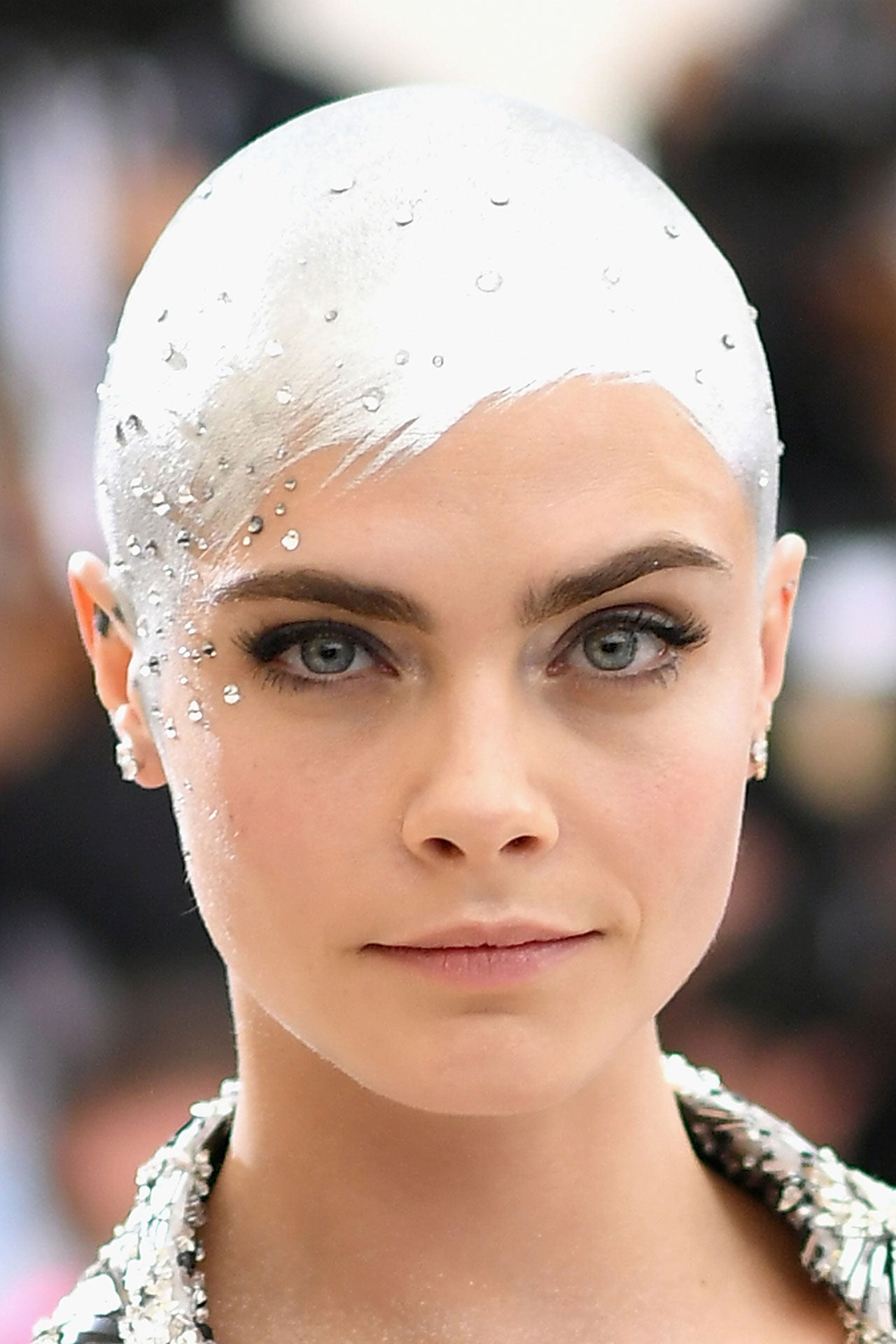 Cara Delevingne, Rei Kawakubo/Comme des Garcons: Art Of The In-Between, Metropolitan Museum of Art, New York, 2017 Autor: Dimitrios Kambouris/Getty Images