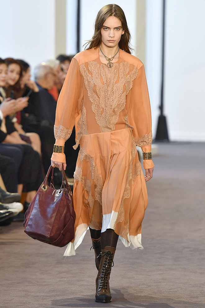 Chloé, Paris Fashion Week, Fall/Winter 2018/2019