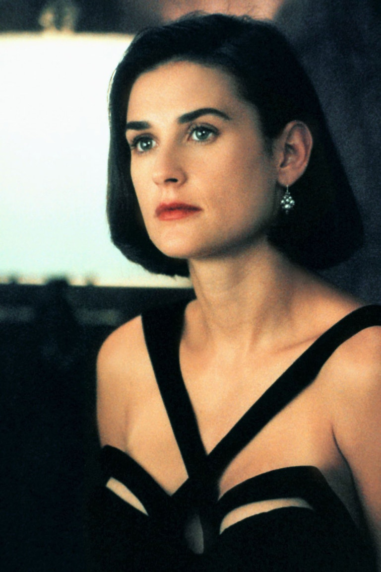 Demi Moore, Neslušný návrh (Indecent Proposal/1993).