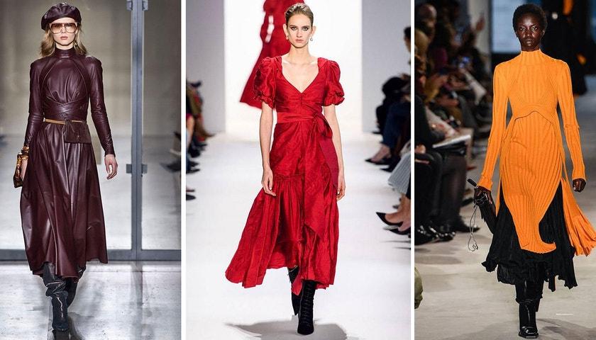 5 největších trendů z fashion weeku v New Yorku