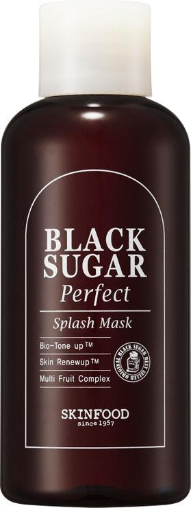 Čisticí maska Black Sugar Perfect Splash Mask, Skinfood (prodává Sephora), 660 Kč