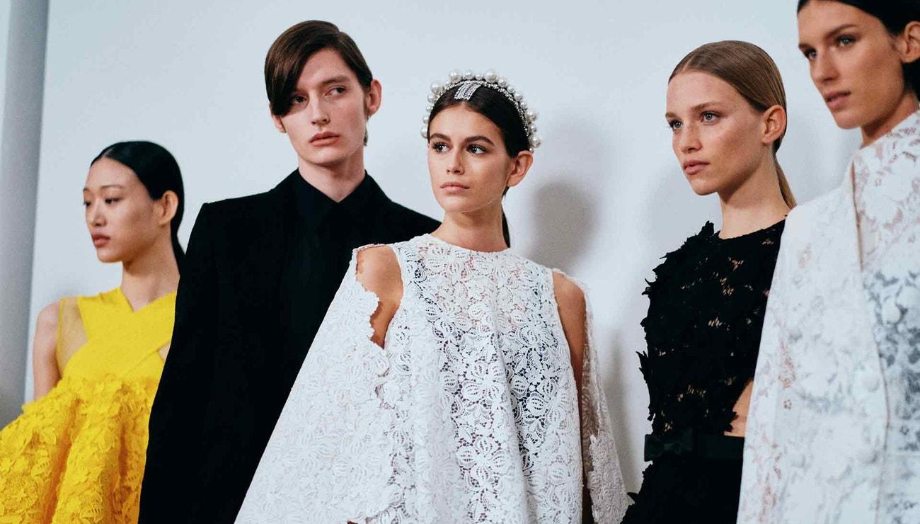 Stručná historie pařížského fashion weeku