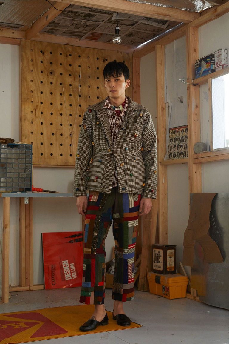 Bode AW19 Menswear (look 25)