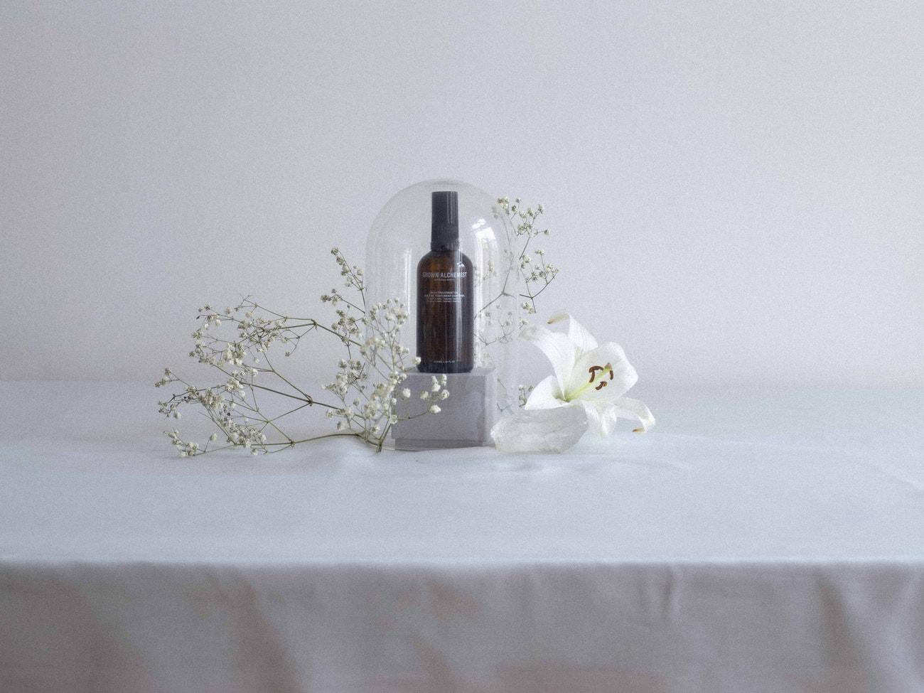 Tělový olej Body Treatment Oil, GROWN ALCHEMIST, prodává Douglas, 760 Kč