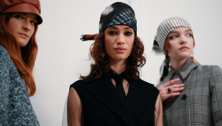 Maria Grazia Chiuri exkluzivně o nové kolekci Dior