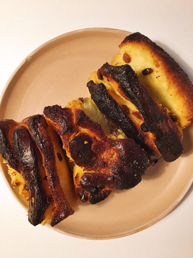 Šafránový chlebík