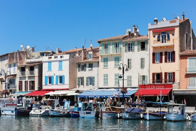 Cassis, Francie