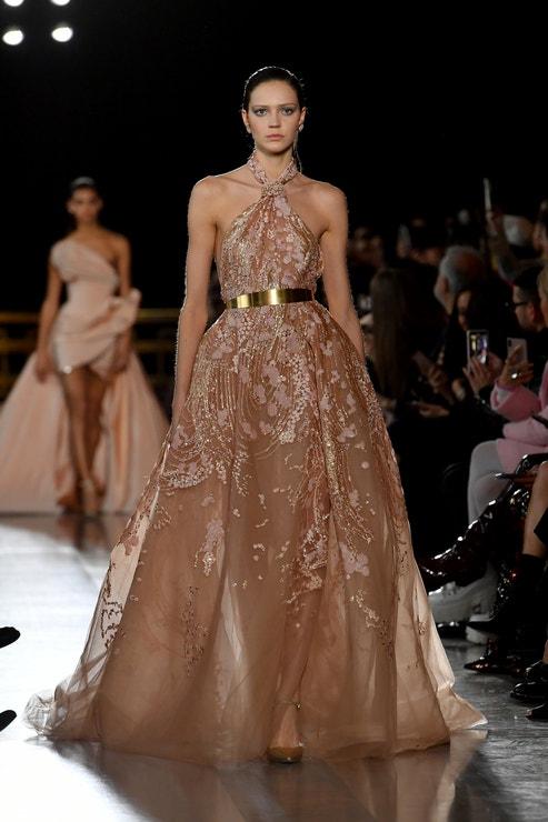 Elie Saab Haute Couture jaro - léto 2019