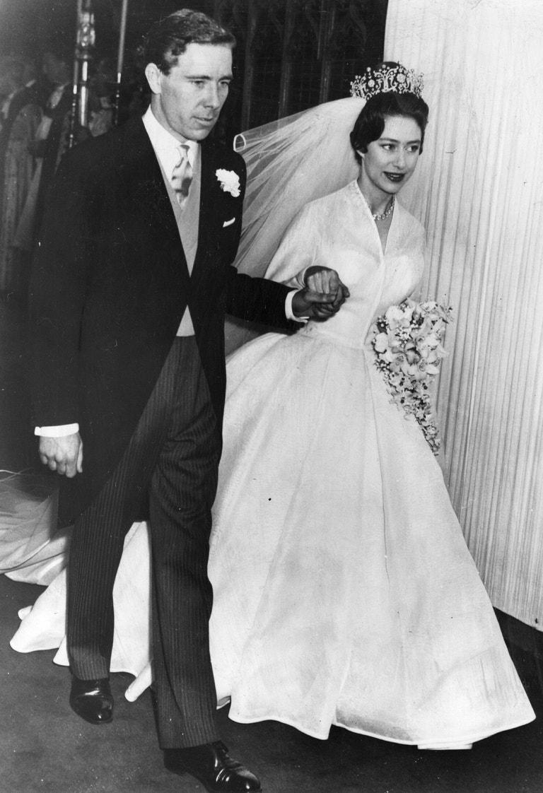Princezna Margaret a Antony Armstrong-Jones, 1960