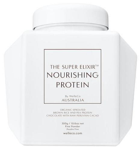 Veganský Nourishing Protein v bio kvalitě, WELLE CO., prodává Ingredients, 1650 Kč