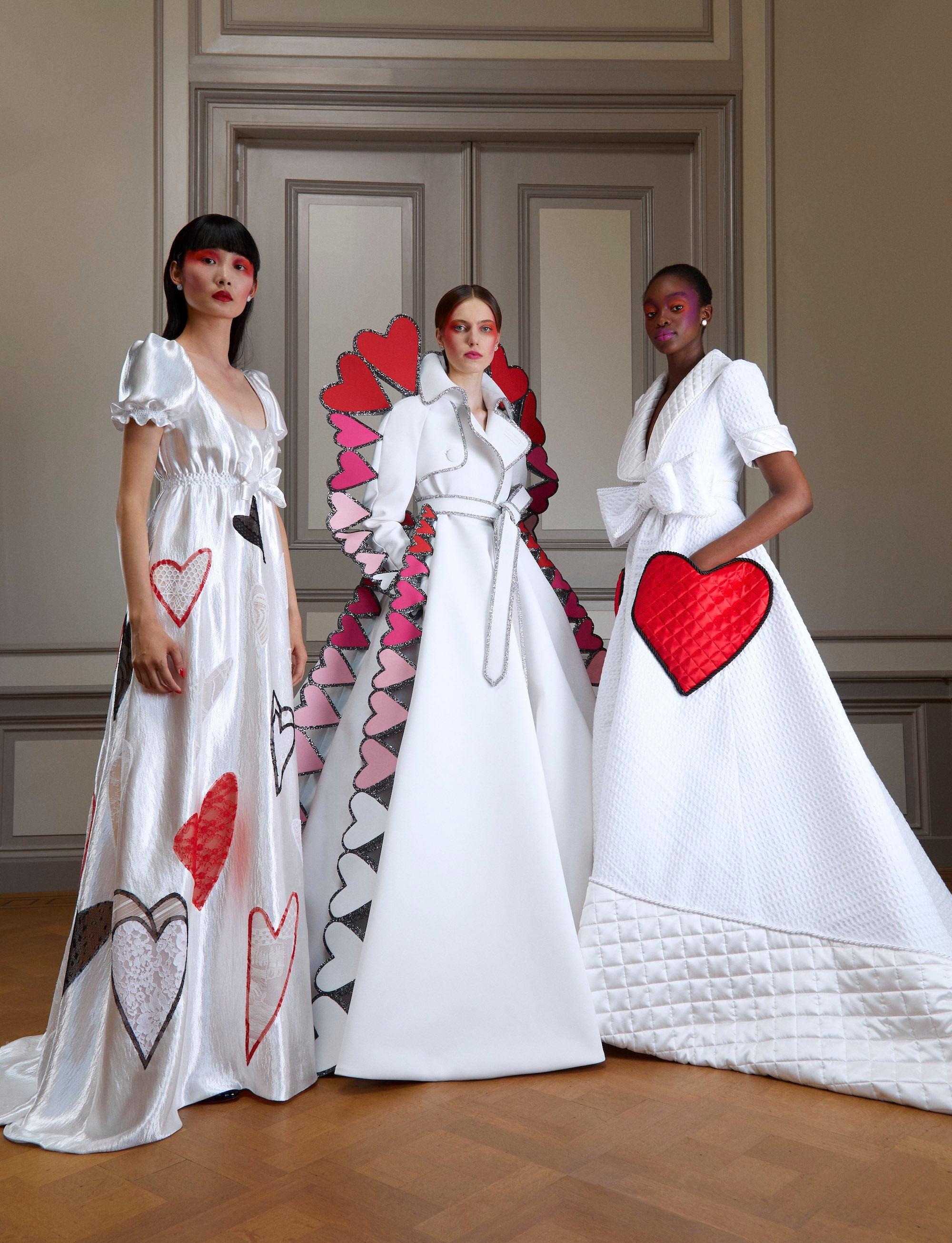 Viktor & Rolf Haute Couture podzim - zima 2020/2021      Autor: Casper Kofi