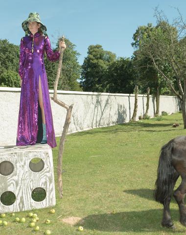Fotografie pro Vogue CS ve finále cen Czech Grand Design