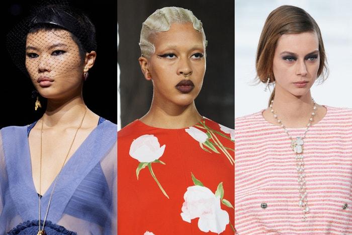 Dior, Valentino, Chanel
