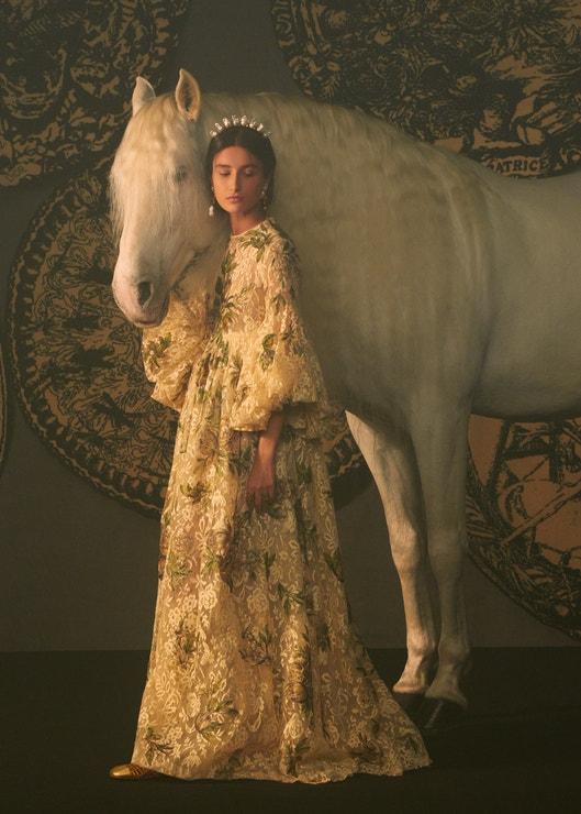 Dior Haute Couture kolekce jaro - léto 2021