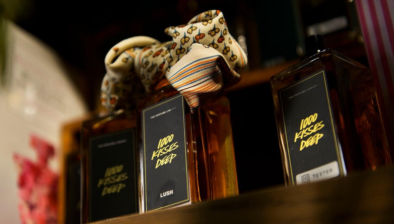 Jak voní Florencie? Lush uvádí Perfume Library