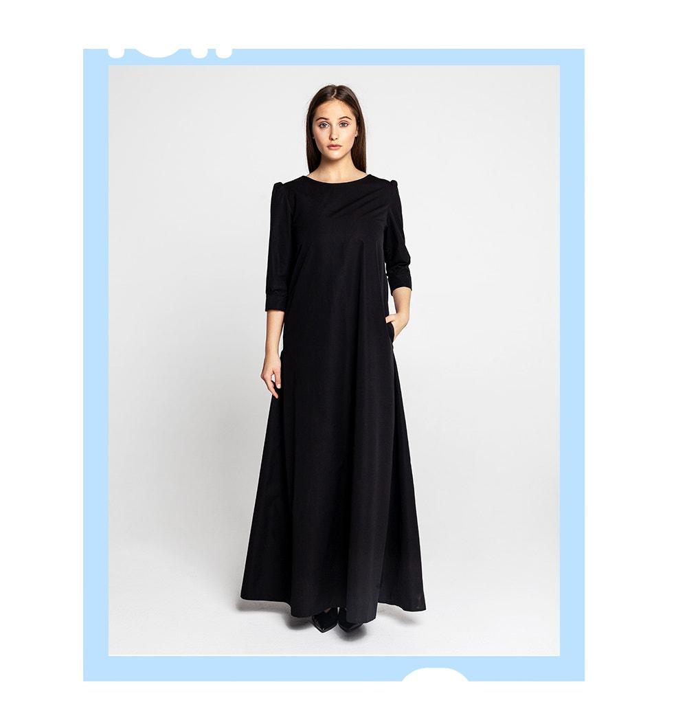 Šaty Open Black, WWO  prodává WWO, 14 900 Kč