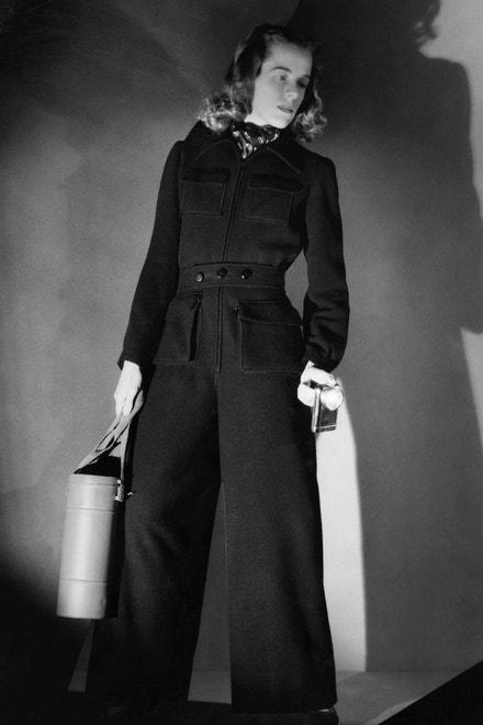Model Schiaparelli, 1939