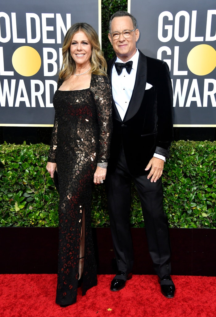 Tom Hanks a Rita Wilson Autor: Getty Images