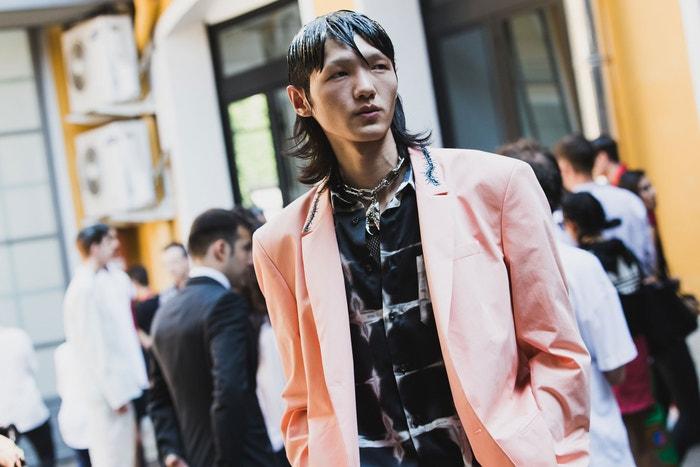 M1992, Backstage, Milan Men's Fashion Week, Spring/Summer 2019