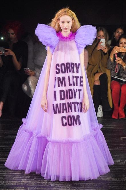 Viktor & Rolf Haute Couture jaro - léto 2019