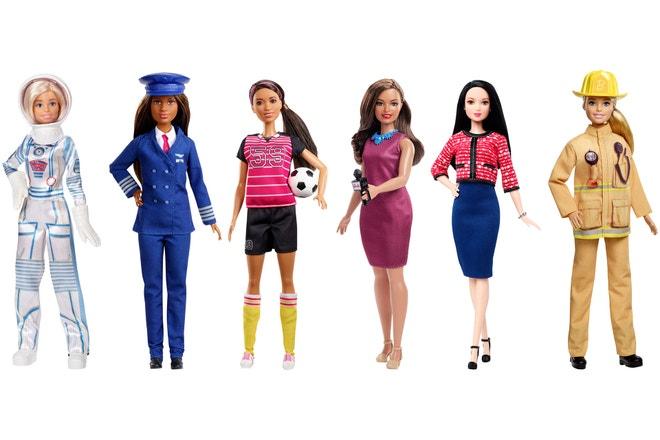2019 Barbie Career, k 60. výročí panenky