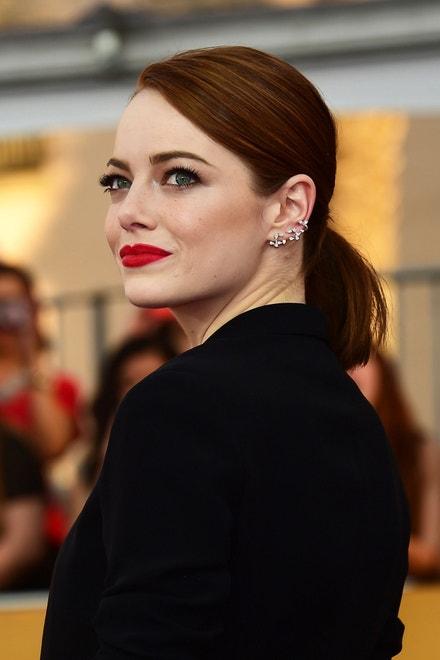 Emma Stone na SAG Awards, 2015