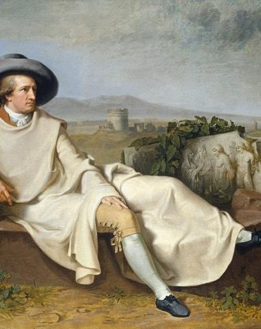 Zamilovaný Goethe