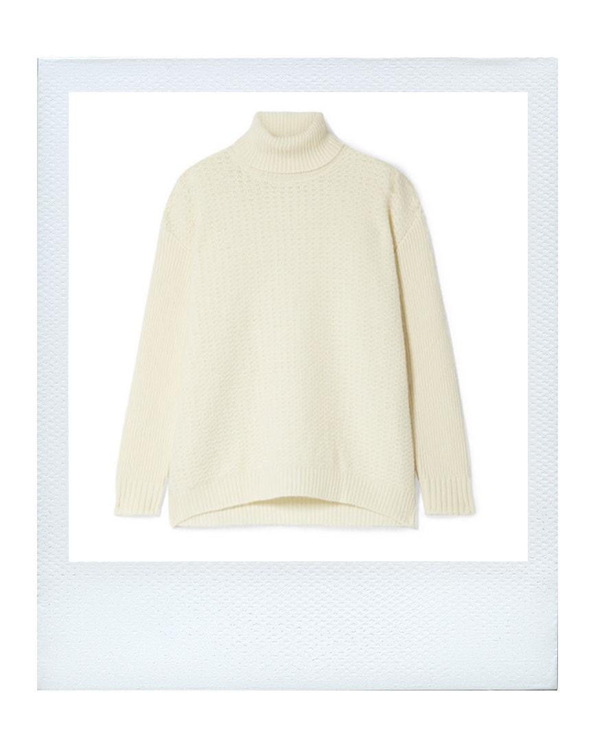 Oversize svetr, Marni  prodává Net-a-Porter, 550 €