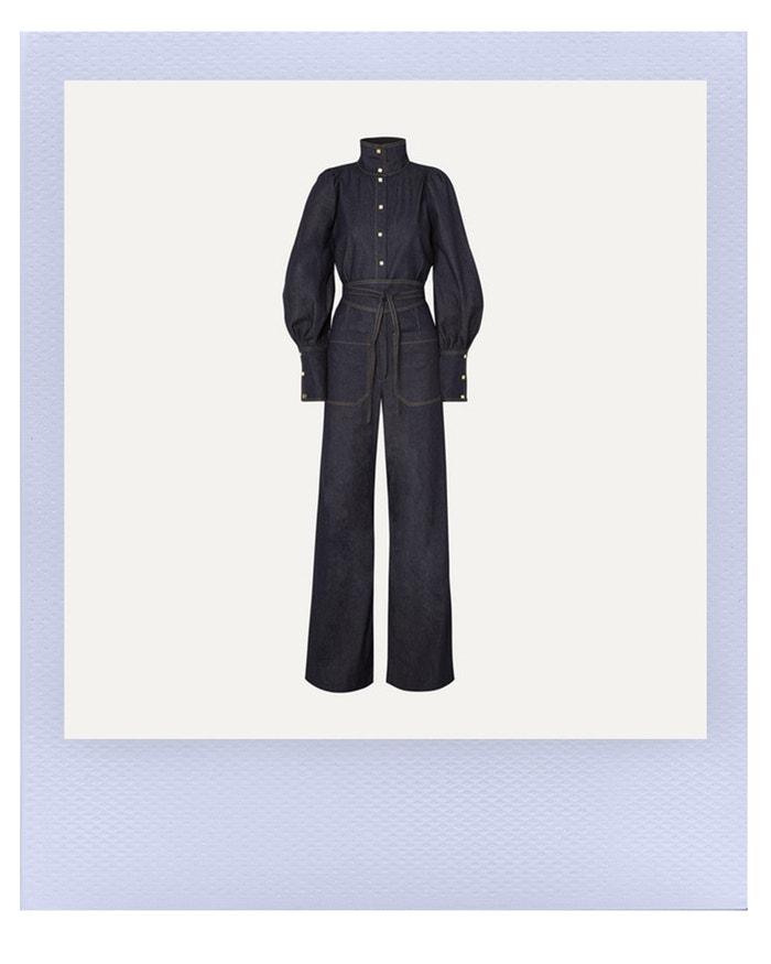 Jane denim jumpsuit, Anna Mason, sold by Net-a-Porter, 916.38 € Autor: Net-a-Porter