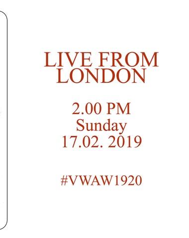Živě z Londýna: Přehlídka Vivienne Westwood podzim–zima 2019