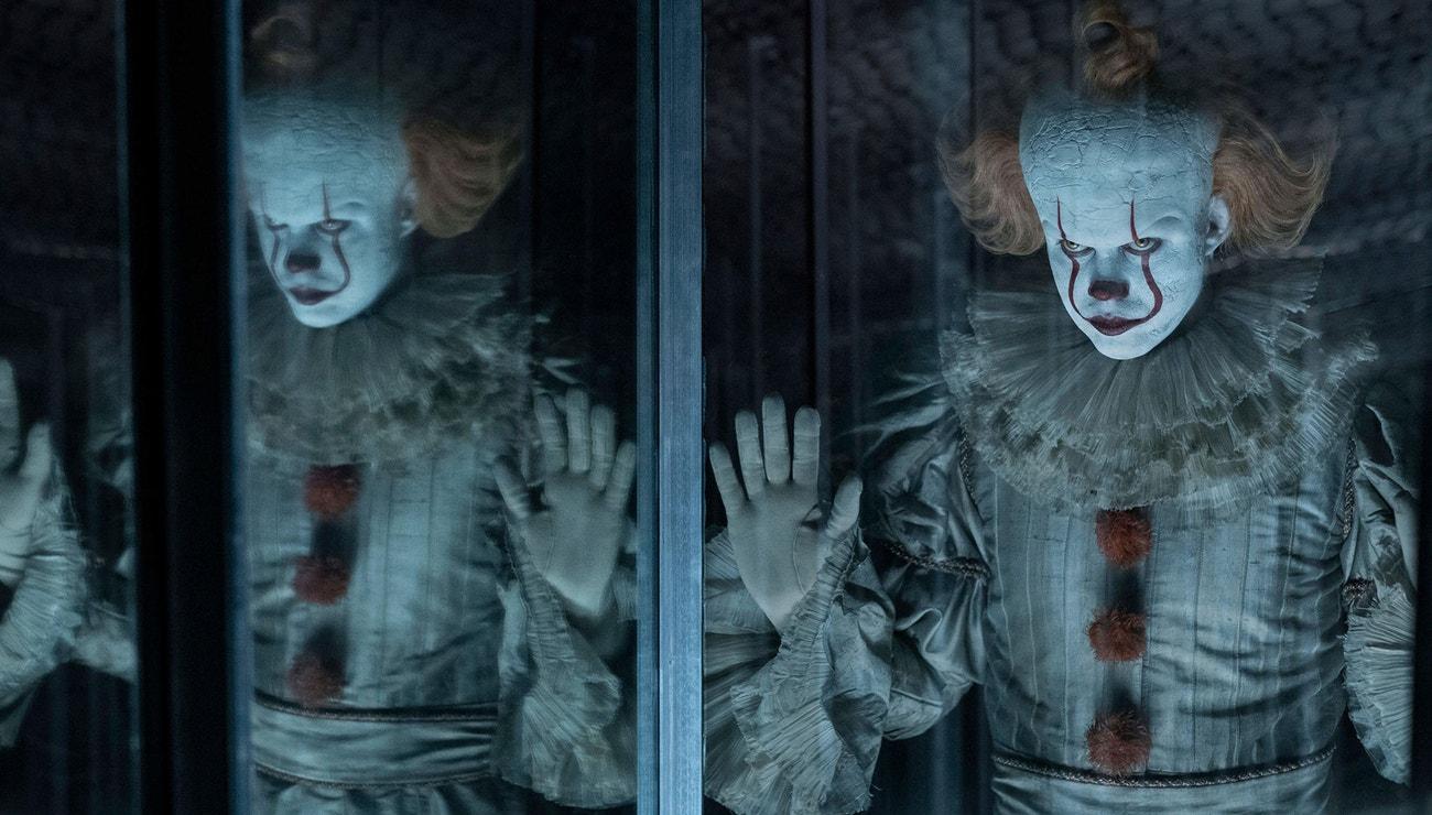Halloweenské kostýmy inspirované horory