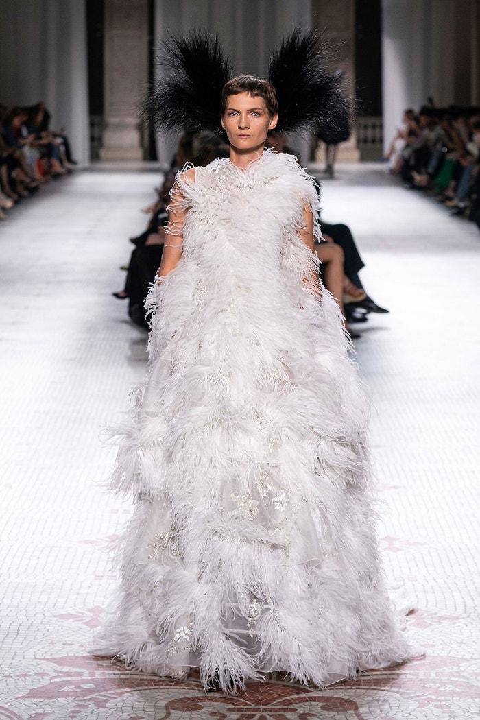 Givenchy couture podzim 2019 Autor: Indigital