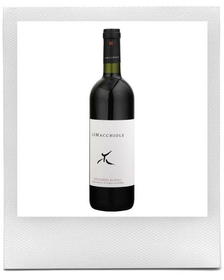 Bolgheri Rosso, Le Macchiole, prodává 1er, 625 Kč