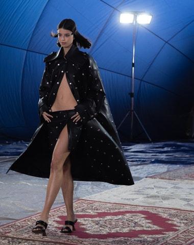 Backstage z jarní edice MBPFW by Vogue CS