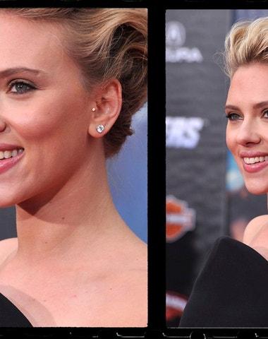 Top beauty looky nejlépe placené herečky světa Scarlett Johansson