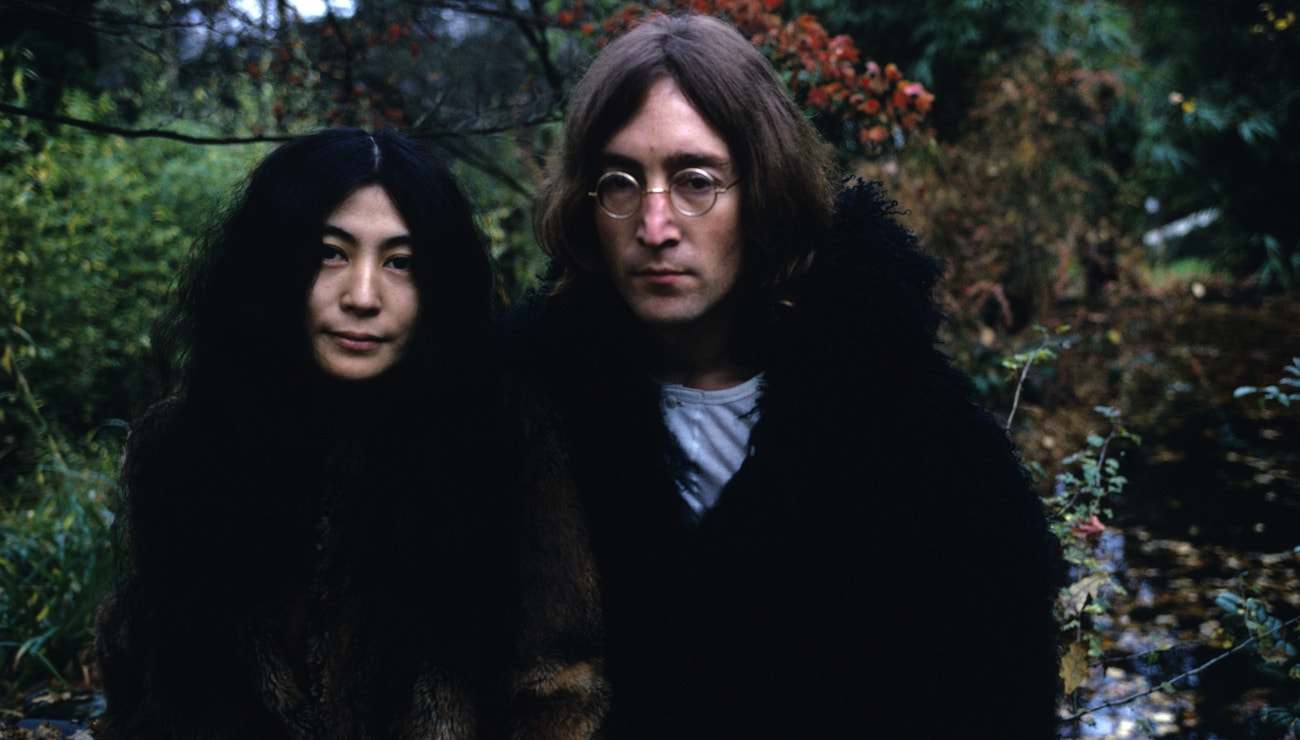 Ikonický styl podle Johna Lennona a Yoko Ono