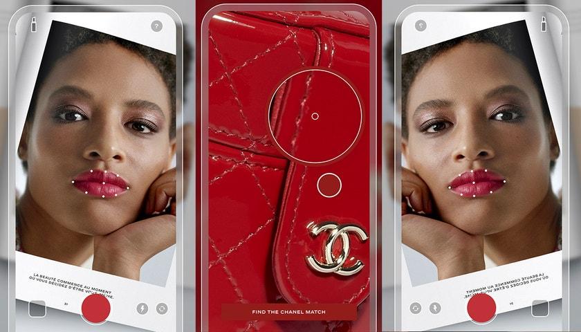 Jak na perfektní odstín rtěnky s novou aplikací Chanel Lipscanner
