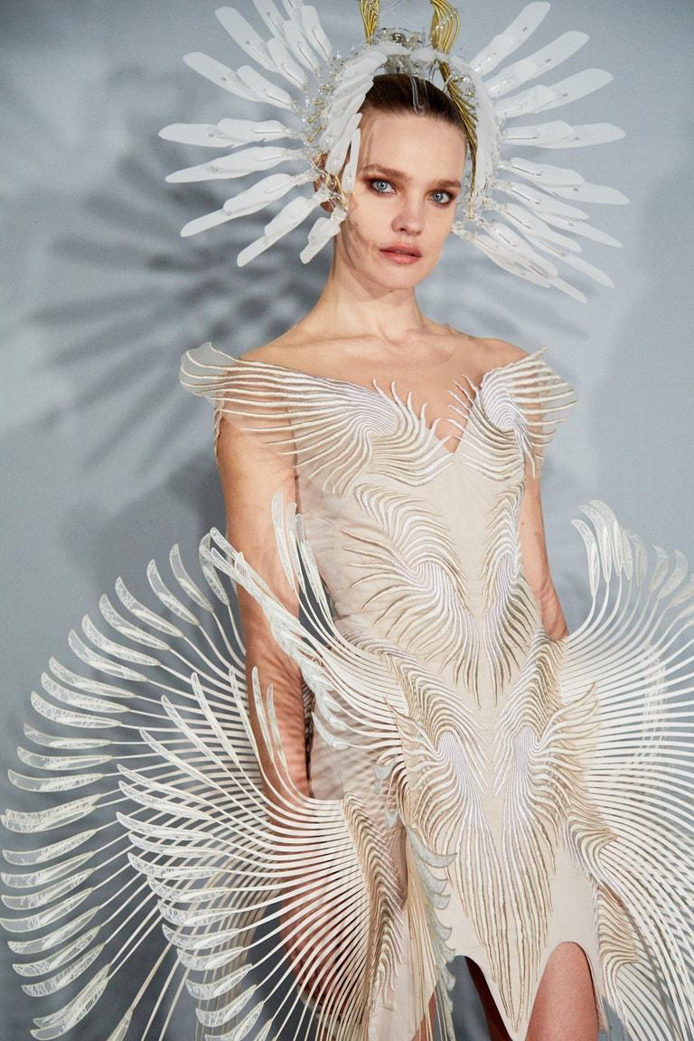 Iris van Herpen Couture jaro - léto 2021