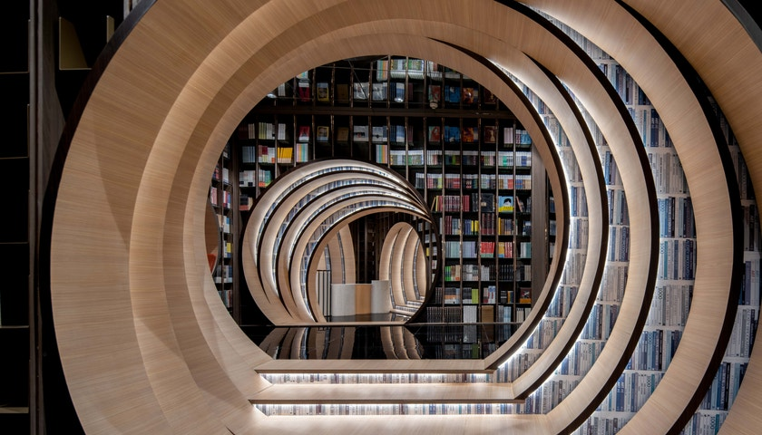 Kamenná knihkupectví nevymizí, budou krásnější