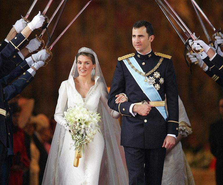 Princ Filip a Letizia Ortiz, 2004