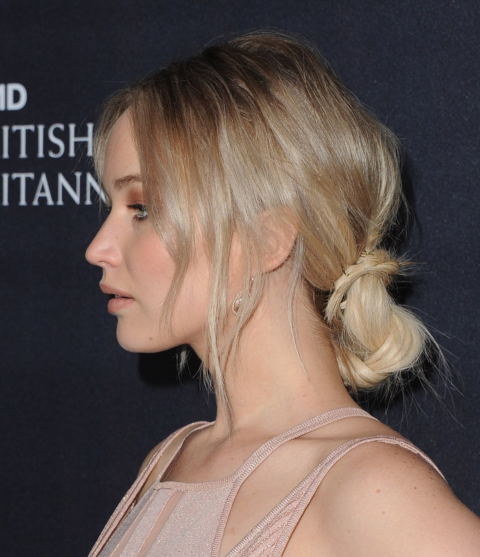 Jennifer Lawrence na AMD British Academy Britannia Awards, 2016 Autor: Jon Kopaloff/FilmMagic