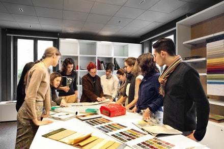 Istituto Marangoni: milánský design kampus