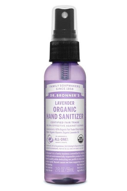 Dezinfekce na ruce Lavender, Dr. Bronner's, prodává Biooo, 189 Kč