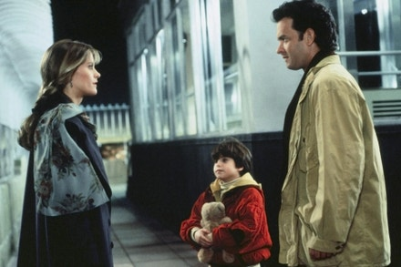Meg Ryan a Tom Hanks ve filmu Samotář v Seattlu, 1993