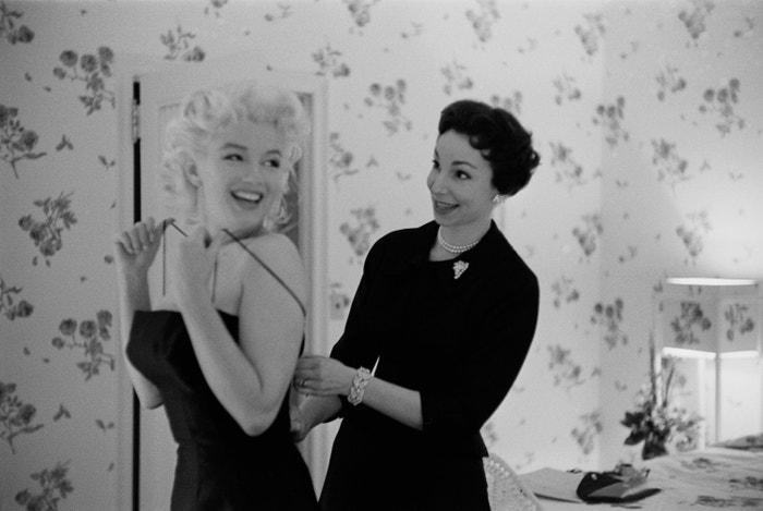 Marilyn Monroe, 24. března 1955         Autor: Ed Feingersh/Michael Ochs Archives/Getty Images