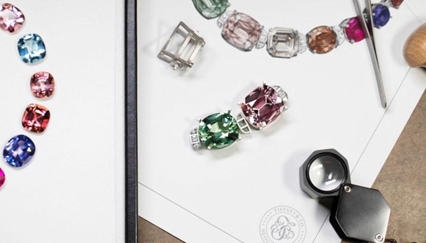 Colors of Nature v podání nejnovější kolekce Tiffany